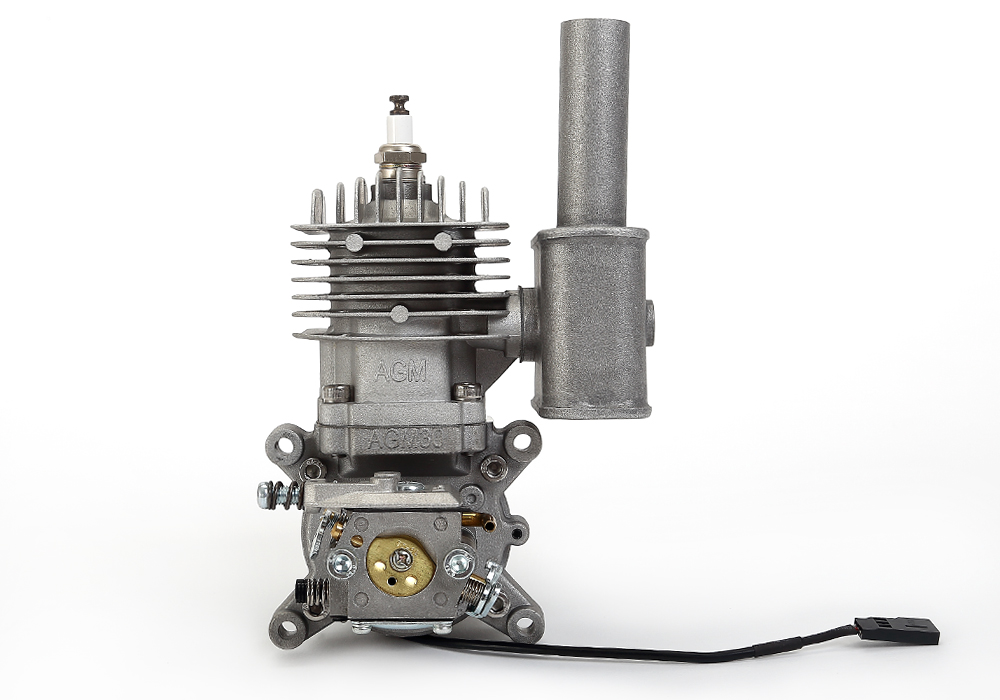 AGM-30 engine rear carburetor