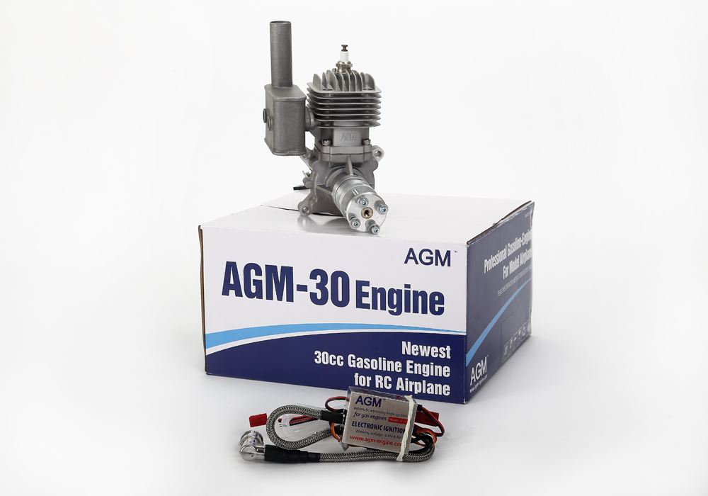 AGM-30 gasoline engine