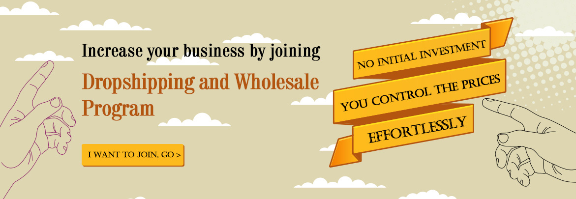Dropship and Wholesale Program