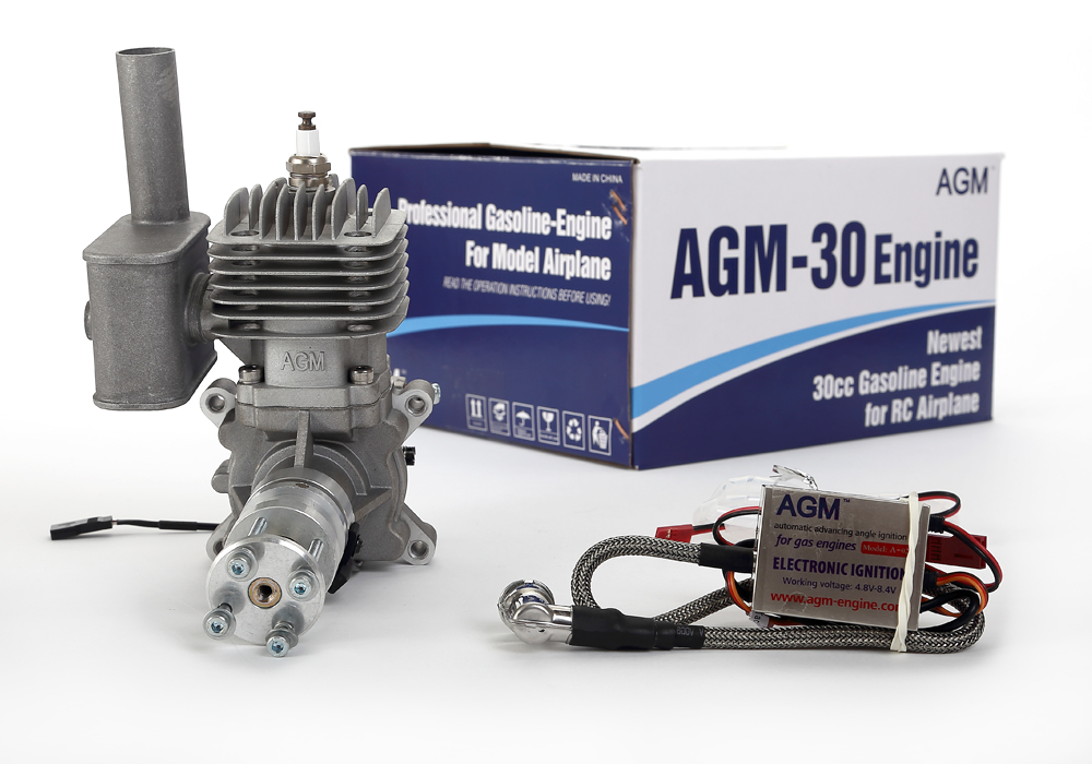 AGM-30 Gas Engine for Leasing 30 Days